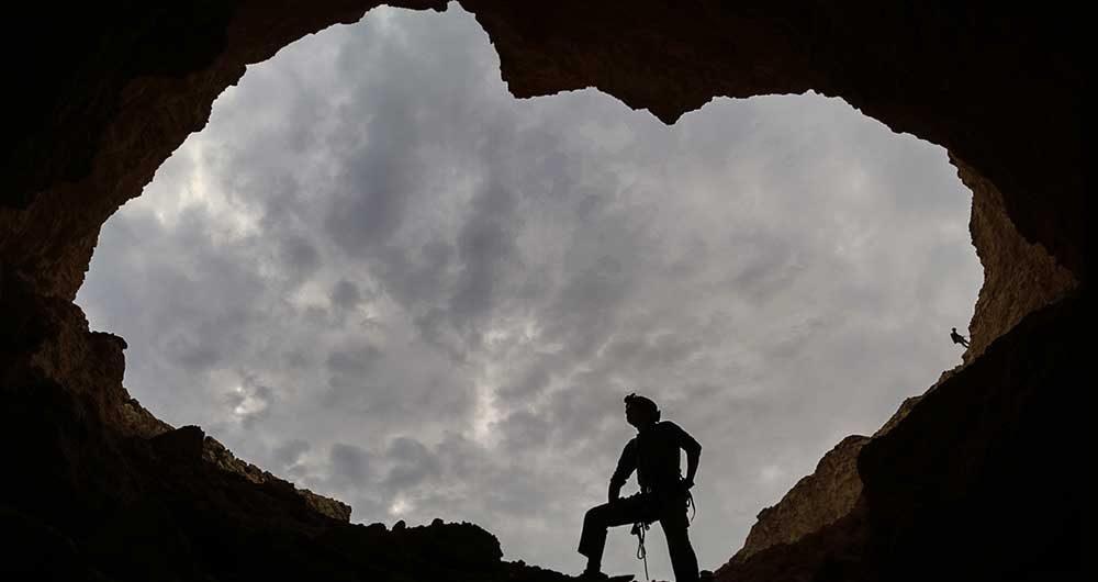 Discoveries of new salt caves at Sedom salt diapir, Dead-Sea, Israel